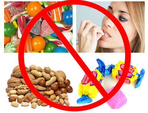 Bị đau răng không nên ăn gì