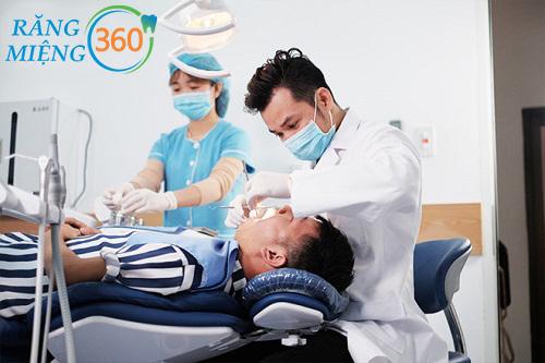 Quy trình lấy cao răng chuẩn xác