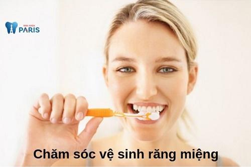 Tập chải răng đúng cách