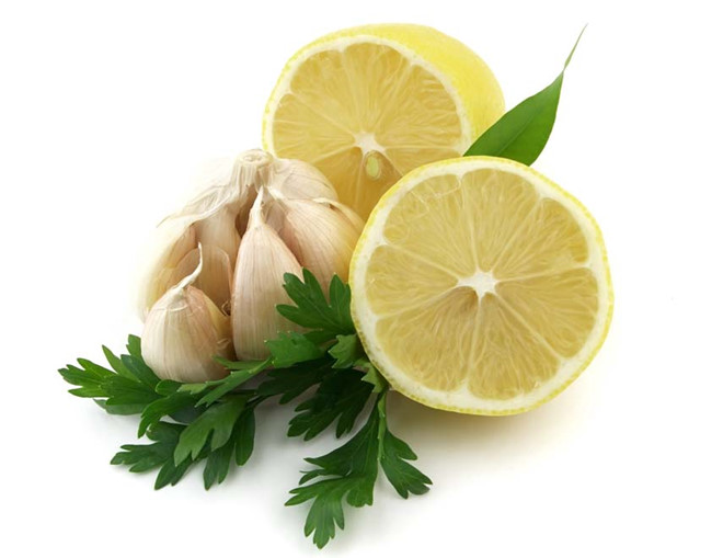 Bổ sung chanh và tỏi vào bữa ăn làm tăng khả năng miễn dịch