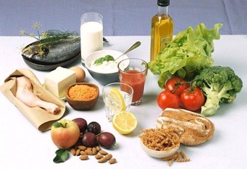 Chế độ ăn uống khiến chảy máu chân răng
