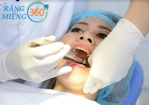 Chữa đau răng - nhức răng tại phòng khám