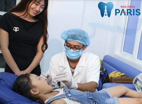 Viêm nướu răng cần được điều trị tại nha khoa