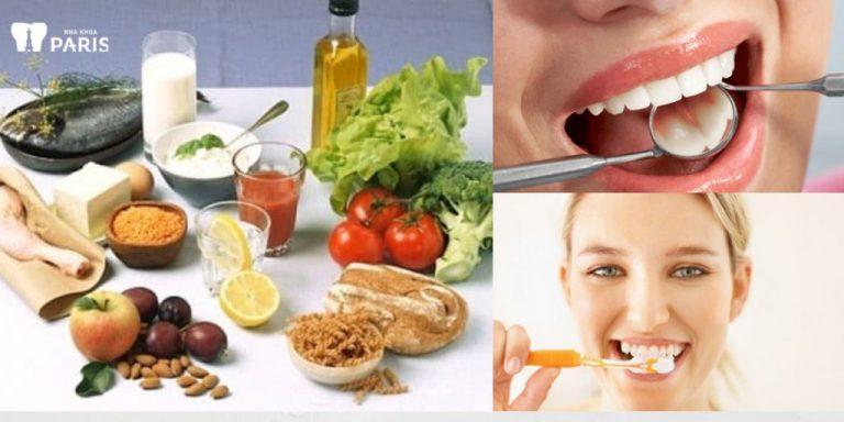 Quan tâm vệ sinh răng miệng thường xuyên