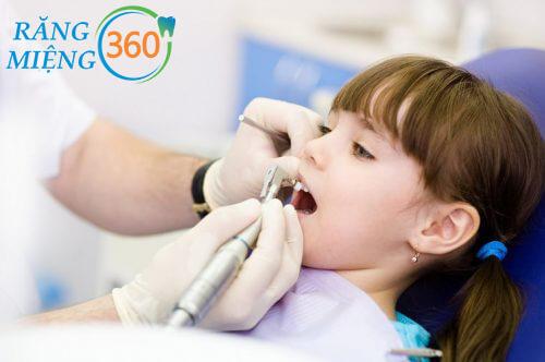 Hàn trám răng là phương pháp chữa đau răng cho trẻ hiệu quả nhất.