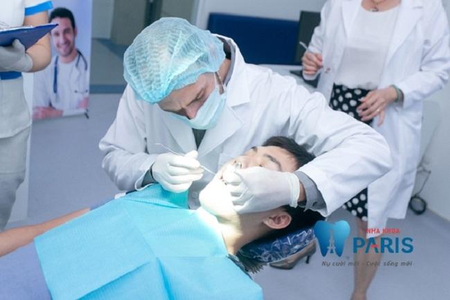 Nha khoa Paris là một địa chỉ nha khoa uy tín để lấy cao răng