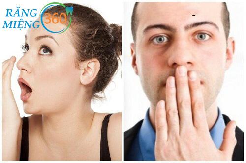 Sâu răng gây hôi miệng, mất tự tin khi giao tiếp