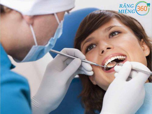 Bà bầu có nên lấy cao răng?