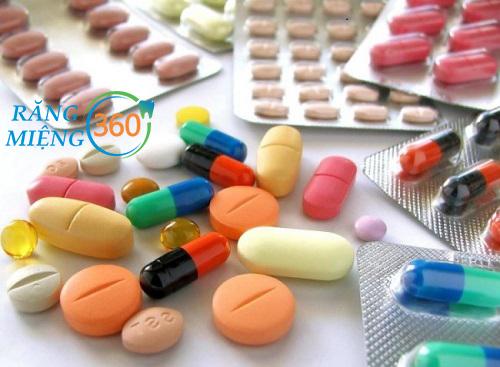 Điều trị loét dạ dày bằng thuốc