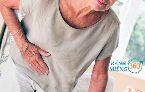 Nguyên nhân của loét dạ dày
