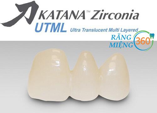 Bọc răng sứ zirconia có tốt không
