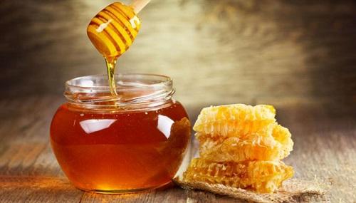 Cách trị lở miệng bằng mật ong