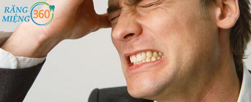 Tại sao nghiến răng khi ngủ