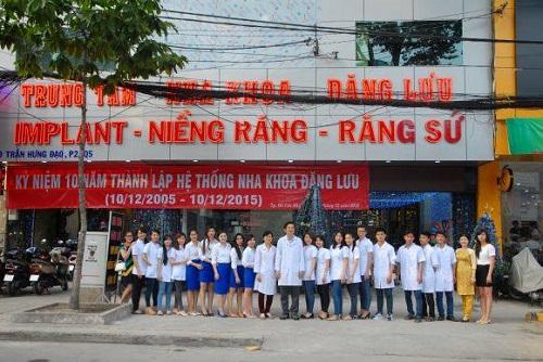 Phòng khám nha khoa đăng lưu quận 5