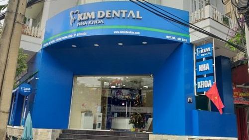 nha khoa kim dental biên hòa
