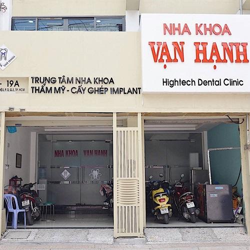 Nha khoa Vạn Hạnh Trần Quang Diệu