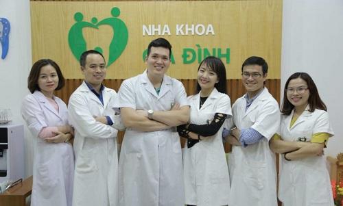 Phòng khám nha khoa gia đình hà nội