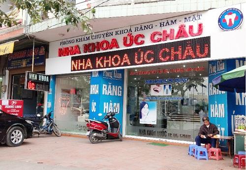 Phòng khám nha khoa Úc Châu Quảng Ninh