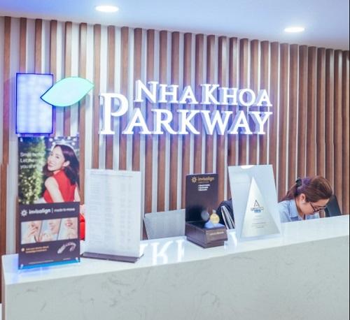 Bảng giá niềng răng nha khoa parkway