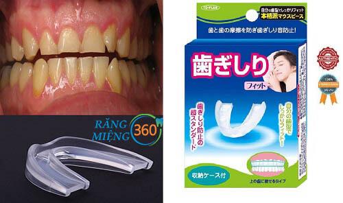 Máng chống nghiến răng Nhật Bản