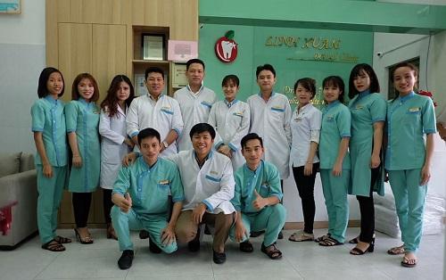 Nha khoa Linh Xuân tuyển dụng