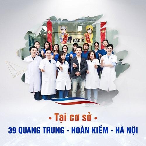 Nha khoa Paris Quang Trung