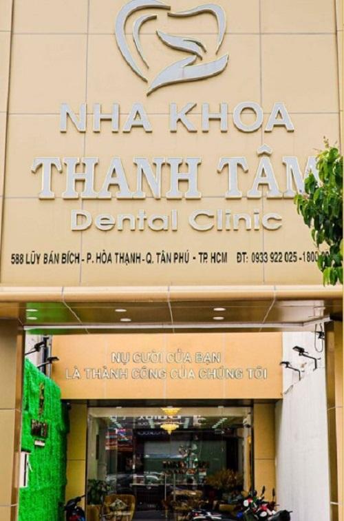 Nha khoa Thanh Tâm Tân Phú