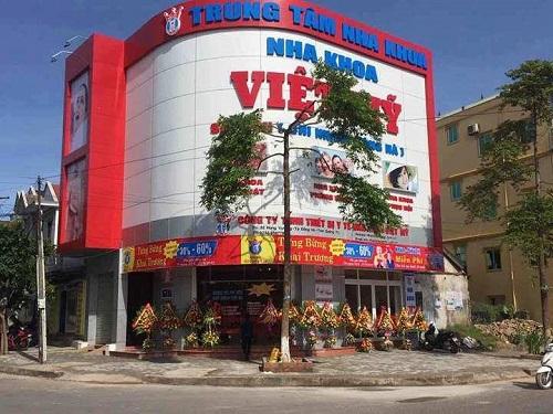 Nha khoa Việt Mỹ Mỹ Tho