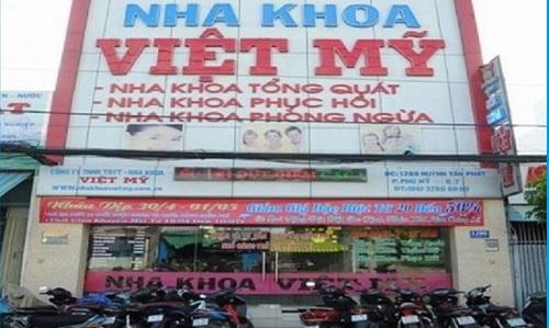 Nha khoa Việt Mỹ ở đâu