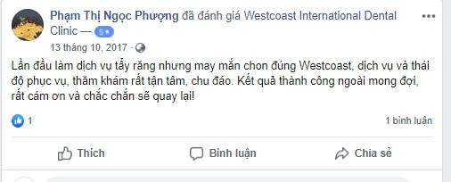 nha khoa westcoast có tốt không