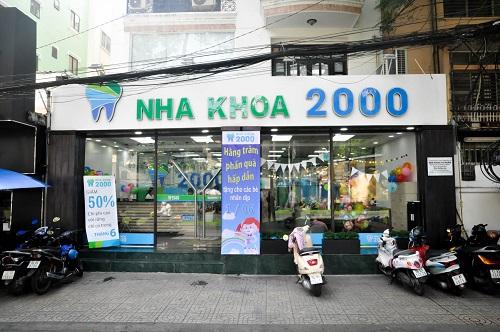 Phòng khám nha khoa 2000 ngô gia tự
