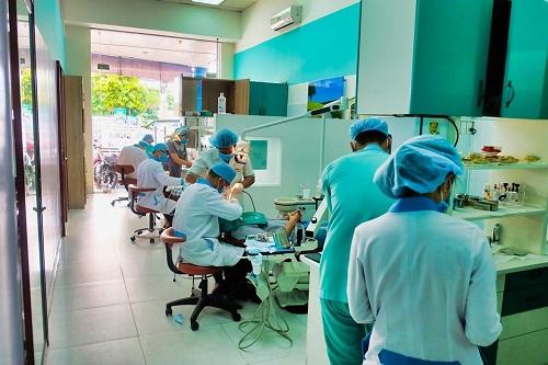 phòng khám nha khoa linh xuân