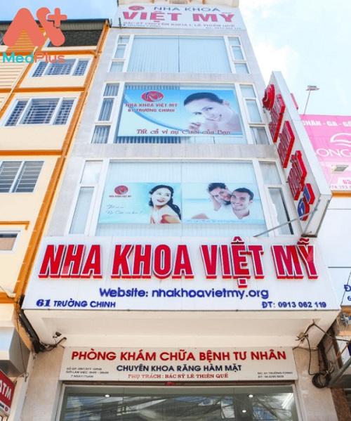 Phòng khám nha khoa việt mỹ hà nội